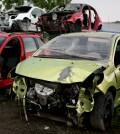 Los coches abandonados en la vía pública es un problema que el grupo municipal Més per Marratxí está decidido a erradicar.