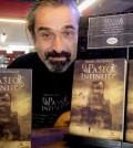 presenta su novela ''El Paseo Infinito'