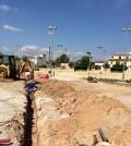 Las obras del Polideportivo de Es Figueral se desarrollarán durante los meses de verano