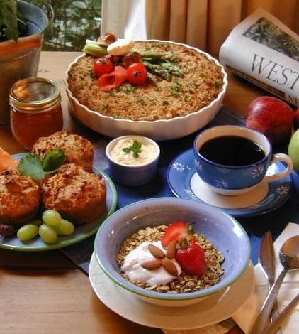 Taller sobre desayunos en El Árbol de la Vida de Es Pont d'Inca
