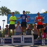 Manuel Picó Bennasar ganador veteranos masculino 12 Km