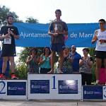 Ricardo Bennasar ganador junior masculino 5 Km