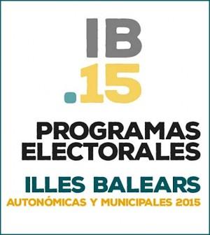 IB15-Programas electorales