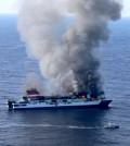 incendio barco