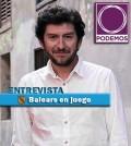 Alberto Jarabo, Candidato de Podemos