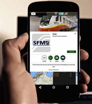 Aplicacion SFM