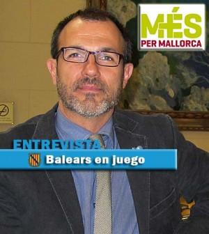Entrevista con Biel barcelo