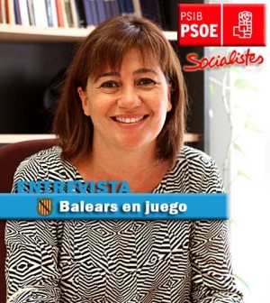 Entrevista con Francina Armengol