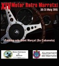 Motor Retro cartel 2015