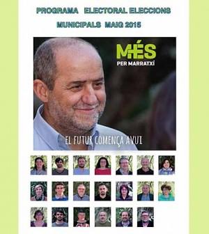 Programa Electoral Més per Marratxí