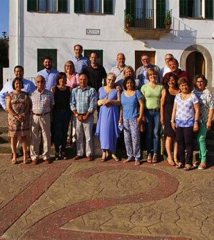 Concejales última legislatura 2015