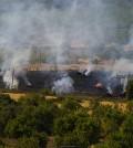 Incendio en solar de Sa Cabaneta
