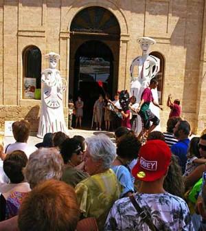 Público en Sant Marçal