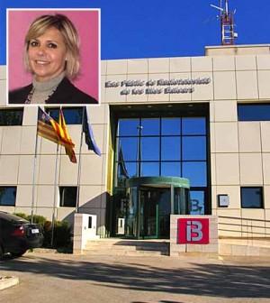 cese directora de IB3 Televisió