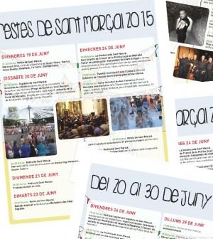 sant marçal 2015 programa