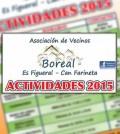 Actividades AVV Boreal