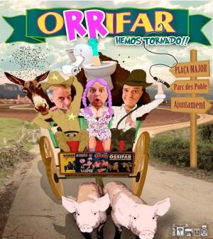 orrifar