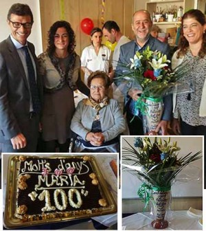 100 cumpleaños