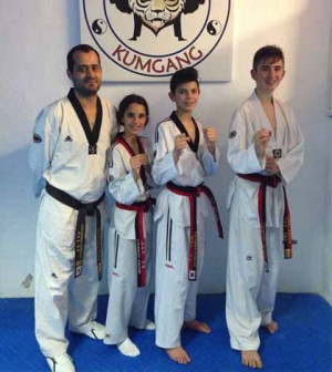 Taekwondo KumGang