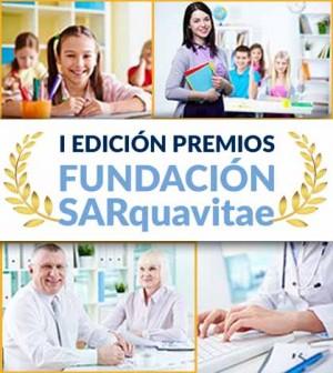Premios fundacion Sarquavitae