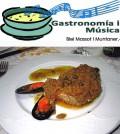 Gastronomía y musica