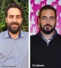 Carlos castells y Eli Gallardo