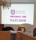 Presupuestos 1