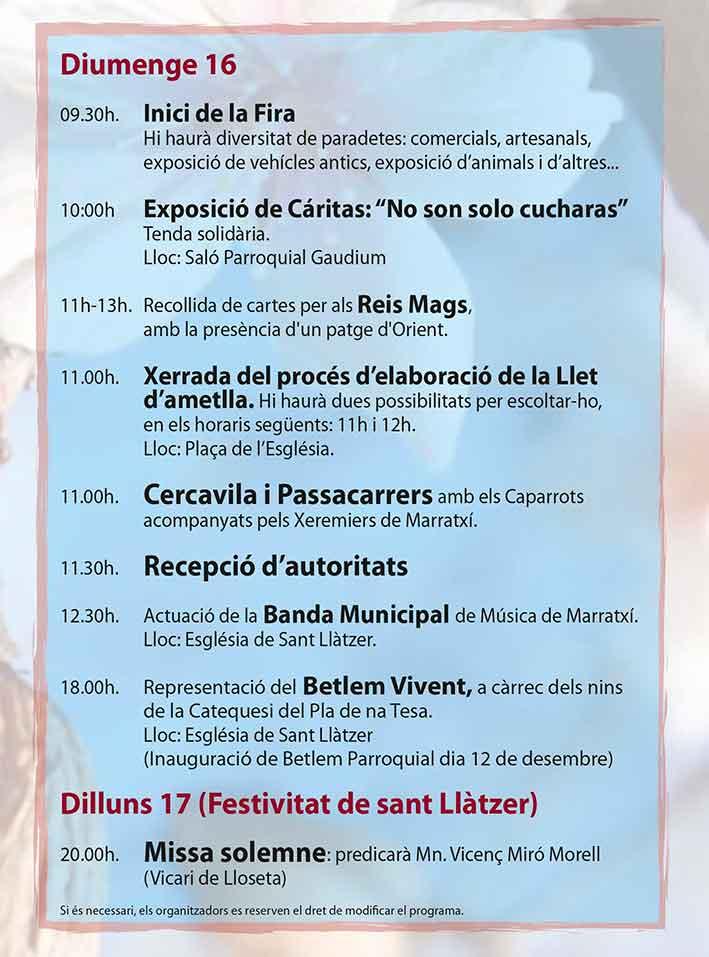 Fira-Llet-de-Ametlla-2018-programa-2