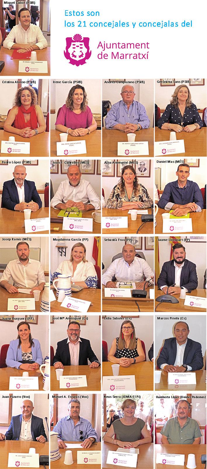 Concejales-legislatura-2019