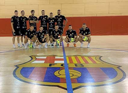 El-Palma-Futsal-en-la-Ciutat-Esportiva-Joan-Gamper