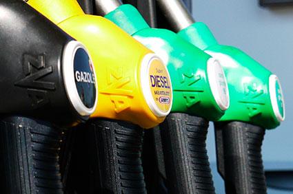 Gasolina-surtidores