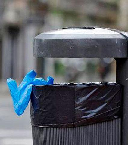 guantes-basura