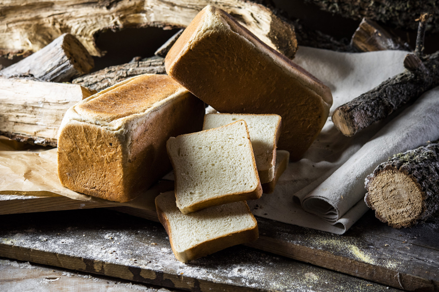 Pan de molde integral de Levaduramadre