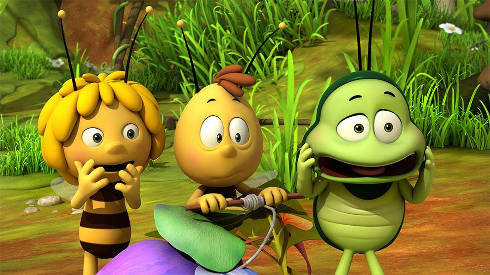 la-abeja-maya