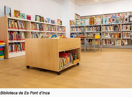 Biblioteca-Pont-d'Inca