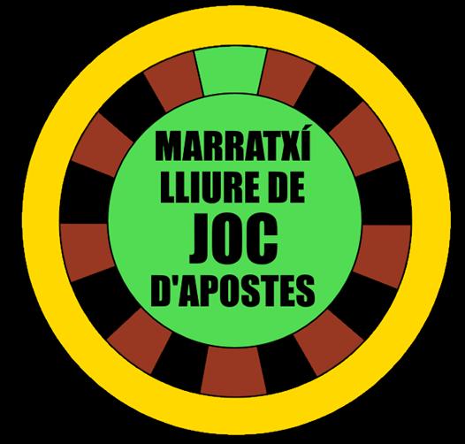 Logo Plataforma Marratxí Lliure de Joc d'Apostes