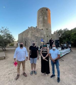 Foto Grupo Cs Marratxí en el concierto de música popular 18 julio 2021