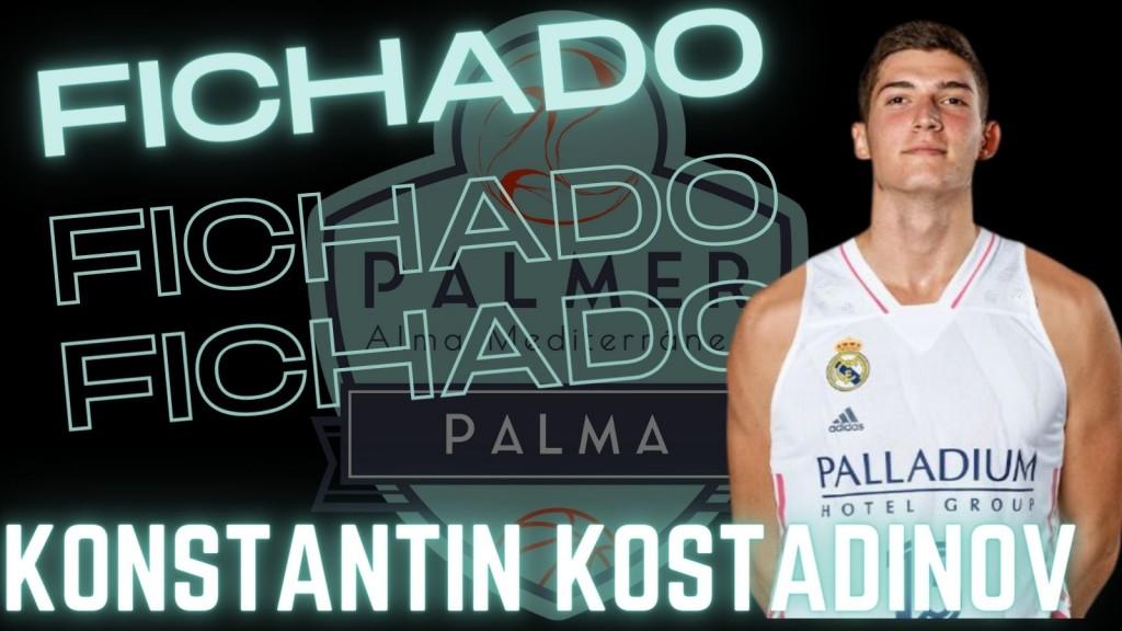 Cartel anuncio Kostadinov